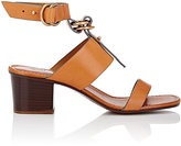 Chloé Women's Kingsley Leather Ankle-Strap Sandals