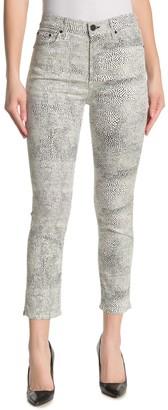 GRLFRND Reed Spotted Skinny Jeans