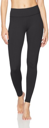 Danskin Women's Signature Wide Waist Yoga Ankle Legging