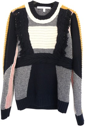 And other stories & & Stories Navy Wool Knitwear for Women