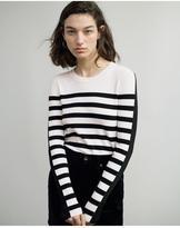 Rag & Bone Cecilee stripe pullover