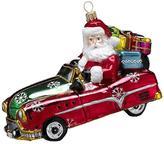 Kurt Adler Polonaise Driving Santa