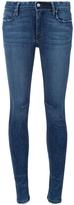 RtA Icon Raw Skinny Jeans
