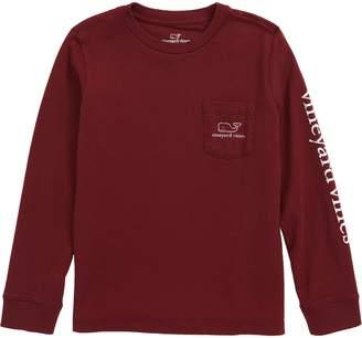 Vineyard Vines Vintage Whale Pocket T-Shirt