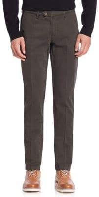 Saks Fifth Avenue COLLECTION Cotton-Blend Jeans