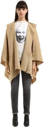 Vivienne Westwood Raw Cut Wool Tweed Jacket