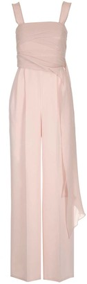 Max Mara Draped Wide-Leg Jumpsuit