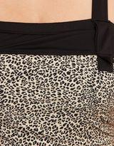 Figleaves Jamu Sand Wrap Mastectomy Swimsuit
