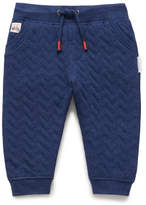 Purebaby Quilted Track Pants