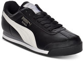 Puma Men's Roma Basics Casual Sneakers from Finish Line