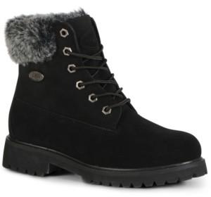 Lugz Women's Convoy Fur Boot Women's Shoes