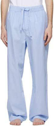 Tekla Blue Pyjama Pants