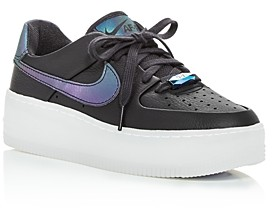 Nike Women's AF1 Sage Low Lx Low-Top Platform Sneakers