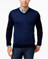 Club Room Men's Merino Blend V-Neck Sweater, Only at Macy's