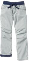 Gymboree Warm Gray Everyday Straight-Leg Pants - Boys