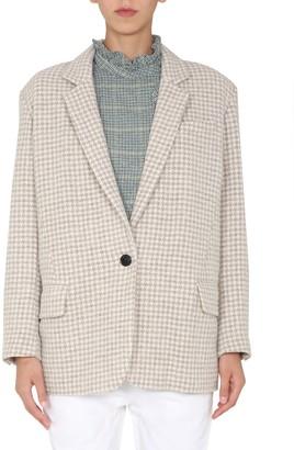 Etoile Isabel Marant Kaito Single-breasted Jacket