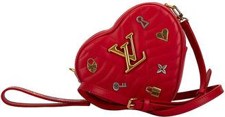 One Kings Lane Vintage Louis Vuitton Red Heart Charm Handbag - Vintage Lux