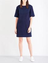 MiH Jeans Luna embroidered denim dress