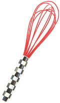 Mackenzie Childs MacKenzie-Childs - Red Courtly Check Whisk - Large