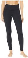 Brooks Greenlight Tights (Black) Women's Casual Pants