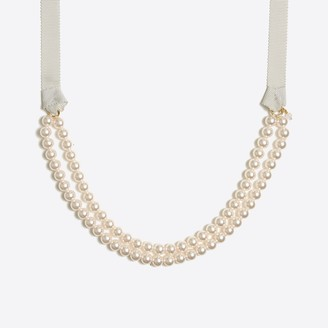 J.Crew Girls' pearl necklace