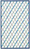 Safavieh Diamond Plaid Hand-Tufted Cotton Rug