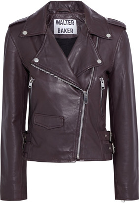 Walter Baker Liz Leather Biker Jacket