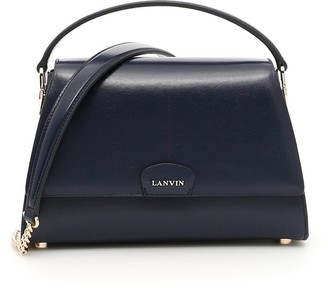Lanvin Mini Trapeze Tote Bag