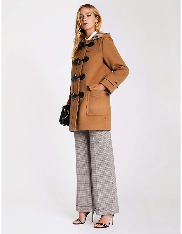 Burberry Mersey wool-blend duffle coat