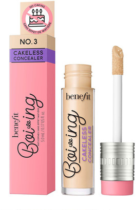 Benefit Cosmetics Boi-Ing Cakeless High Coverage Concealer 5Ml 3 Light/Neutral