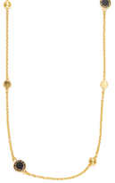Marc by Marc Jacobs Double Wrap Enamel Station Necklace