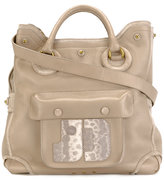 Jerome Dreyfuss Jacky Mastic shoulder bag - women - Leather - One Size