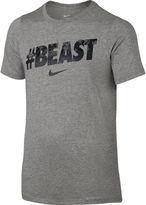 Nike Dri-FIT Short-Sleeve #Beast Tee - Boys 8-20