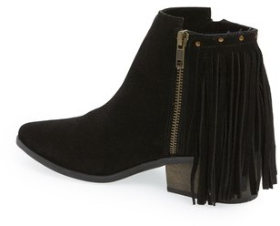 Coconuts by Matisse Women's Billy Studded Fringe Bootie