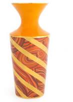 Jonathan Adler Malachite Twist Vase