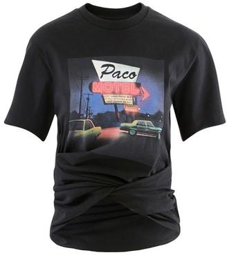 Paco Rabanne Paco Motel t-shirt
