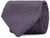 Pal Zileri Purple Silk Jacquard Tie