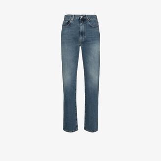 Totême Studio straight leg jeans