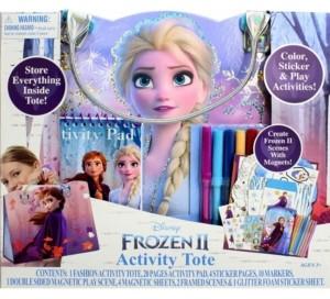 Frozen 2 Activity Tote Set