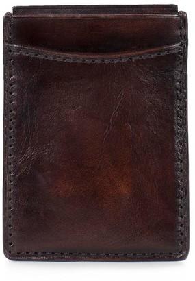 Patricia Nash Men's Money Clip Card Case - Venezia Rust