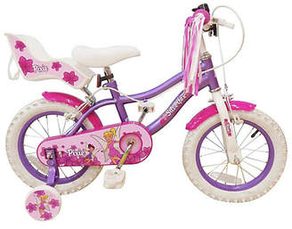 Silverfox Pixie 14 Inch Kids Bike
