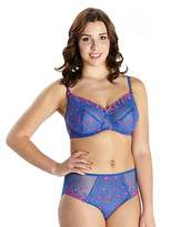 Simply Yours Full Cup Wired Rita Bra Hyacinth