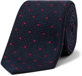 Paul Smith Knit Spot Tie