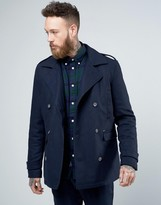 Solid Peacoat