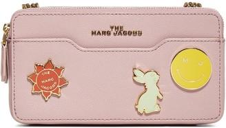 Marc Jacobs Badge Chain Crossbody Bag