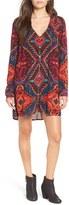 Billabong Women's 'Moongazer' Print Woven Dress