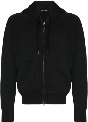 Tom Ford Zip-Up Hoodie