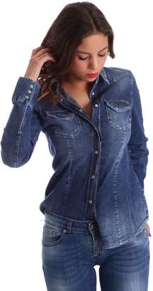 Gas Jeans Women's Marah New Casual Shirt