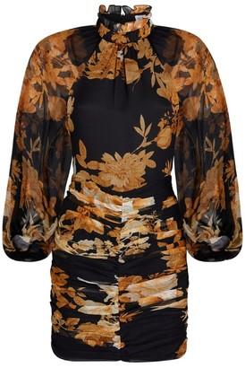 Shona Joy Henrietta Mini Dress