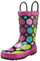 Western Chief Dot Party Rain Boot (Infant/Toddler/Little Kid)
